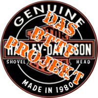 Harley Davidson Projekt: Back To The Future
